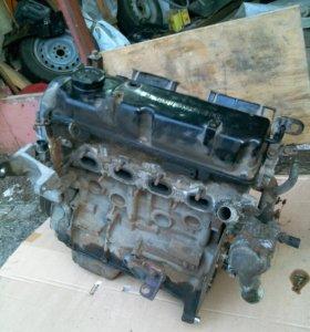 Продам двигатель 1.6 л на Mitsubishi Lancer 9.