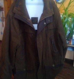 Куртка весна- осень 52-54 р.