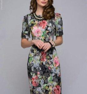 Платье новое s,l