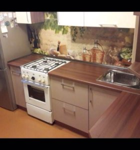 Кухонные фартуки альбико FM-29