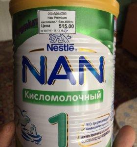 Каша NAN