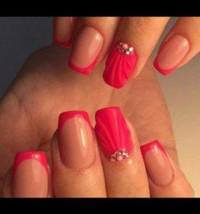 Маникюр, дизайн ногтей