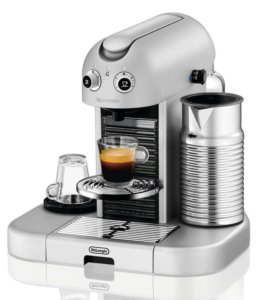 Кофеварка DeLonghi Nespresso EN 470.SAE