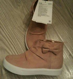 Новые ботиночки HM