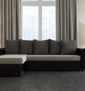 """Угловой диван-кровать """"Кредо"""""""