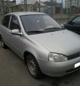 Lada (ВАЗ) Калина 1