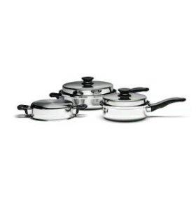 Посуда iCook Набор сотейников, 5 предметов