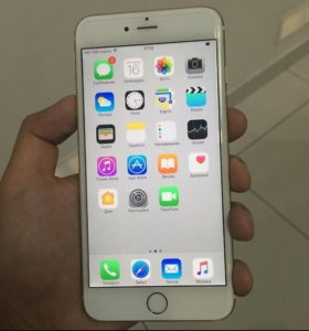 iPhone 6 +64 Gold