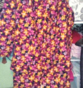 Пижама женская(брюки+жакет)