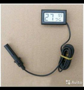Гигрометр / влагомер (для инкубатора и не только)