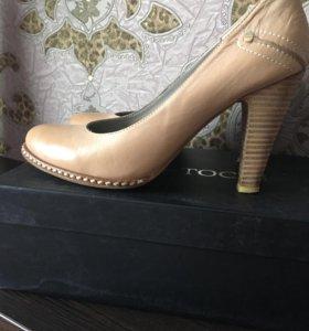 Туфли кожаные 👠