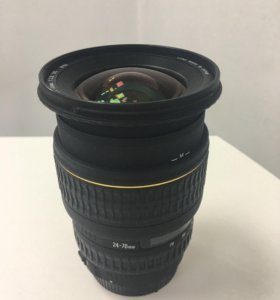 Объектив Sigma AF24-70mm для Canon EF