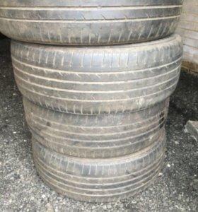 Шины Bridgestone Dueler 225/55R18 98 v