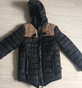 Курточка на мальчика 8 лет