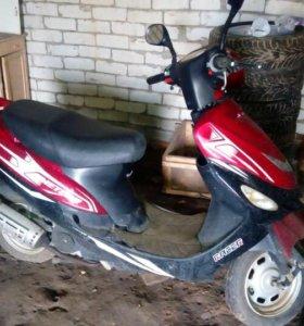 Продам скутер Reser