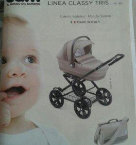 Коляску для новорожденных Cam Linea пр-ль Италия