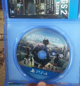 Watch Dogs 2 deluxe edition на ps4