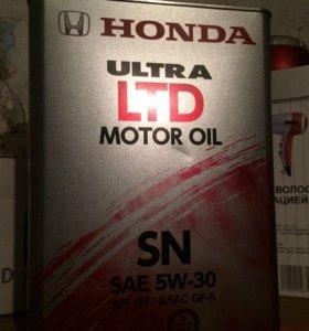 Масло моторное Хонда оригинал