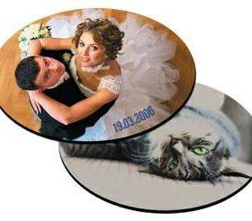 Коврик для мышки с вашим изображением