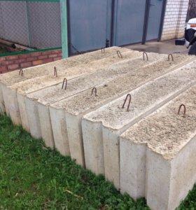 Блок строительный новый 6 шт