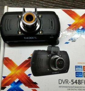 Видеорегистратор texet DVR-548 FHD