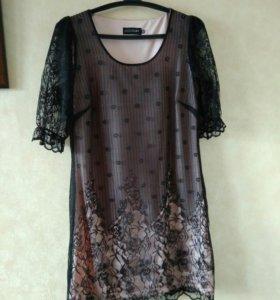 Платье (новое), размер 46-48