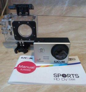 Экшен камера SJCAM 5000