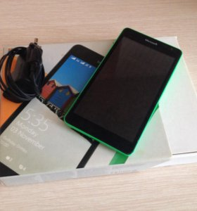 lumia 535(зелёный)