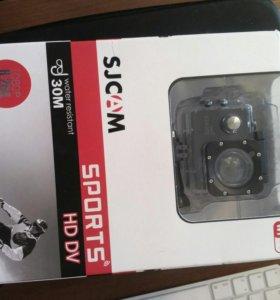 Новая камера SJCAM 4000 WiFi
