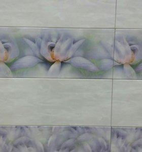 Керамическая плитка Лотос 20×50