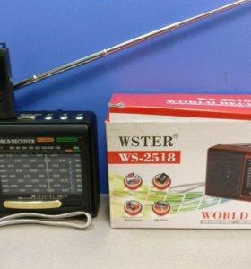 Радиоприёмник + USB WS-2518