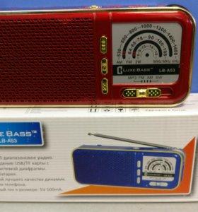 Радиоприёмник + USB