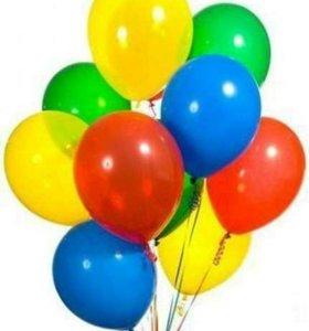 Геливые шары с доставкой