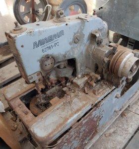 Петельная машинка minerva 62761-p2