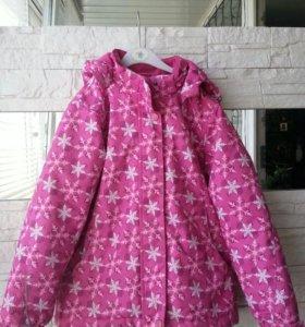 Куртка весенняя 134