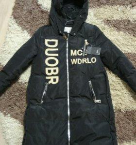 Новая куртка(весна)