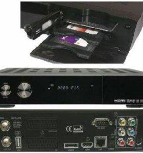 Спутниковый ресивер Dr. HD F16