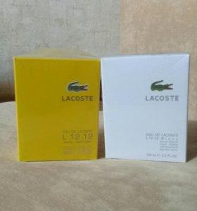 Два супер аромата Laciste для мужчин