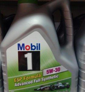 Mobil 1 5w30 esp formula 4l