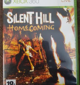Xbox 360. Silent Hill (home coming). Лицензия