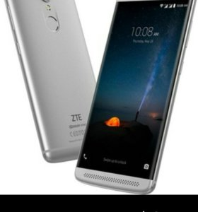 ZTE AXON 7 mini titanium
