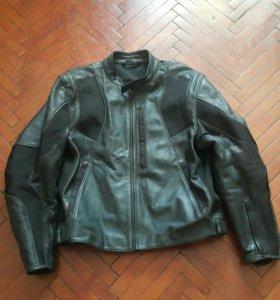 Dainese кожаная мото куртка мужская