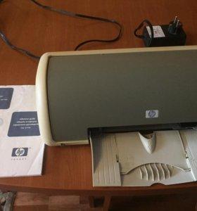 Принтер hp deskiet 3325