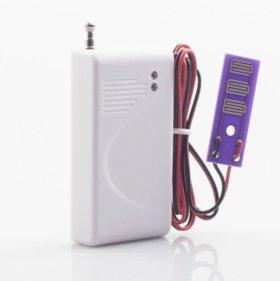 Новый беспроводной датчик протечки воды GSM