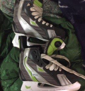 """Хоккейные коньки """"stingray"""""""