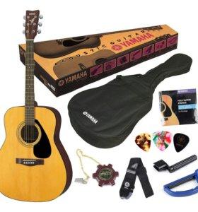 Гитарный набор YAMAHA F310P N(гитара акустическая)