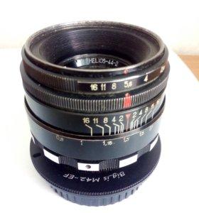 HELIOS-44-2 для Canon