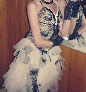 Вечернее платье.   Papilio