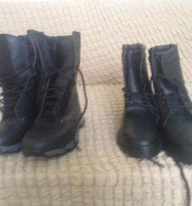 Ботинки зимние и летние