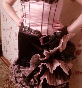 Вечернее платье,  дизайнер Оксана Муха